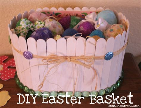 diy easter gifts make easter basket crafts www pixshark com images