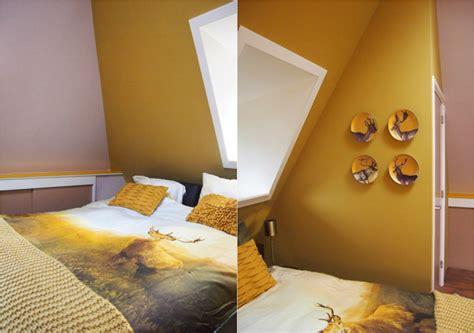 wandfarbe ocker farbe ocker kombinieren goldocker farbe des jahres im