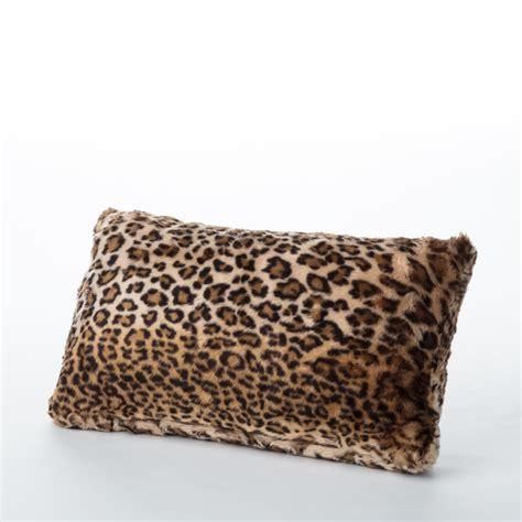 Leopard Pillow by Leopard Pillow Encore Events Rentals