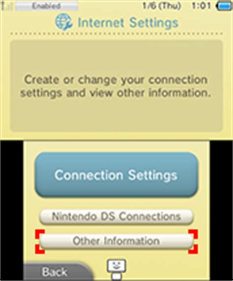Mac Address Company Lookup How To Find The Mac Address Nintendo Support