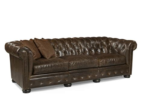 awesome world tufted leather chesterfield large sofa
