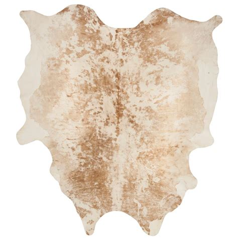 Safavieh Cowhide Rugs - safavieh cow hide 6 ft x 7 ft area rug coh212d 6