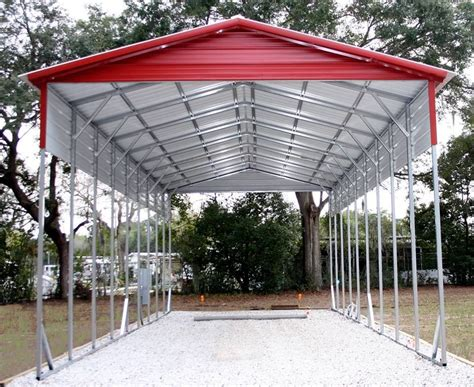 xx  frame rv cover vertical roof extra panels