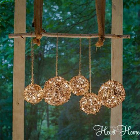 make an outdoor rustic chandelier easy diy outdoor chandelier outdoor chandelier chandeliers and tutorials