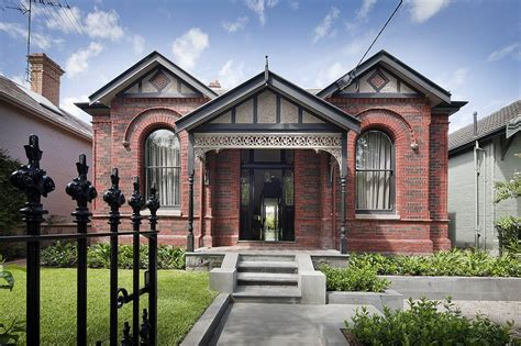 modern victorian homes colorful interiors for a classy exterior south yarra