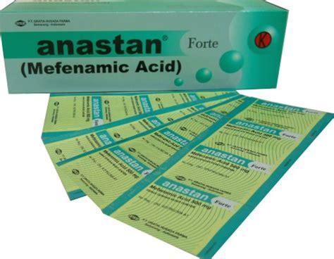 Obat Inerson manfaat anastan forte kaplet untuk mengobati sakit gigi manfaat obat apotik