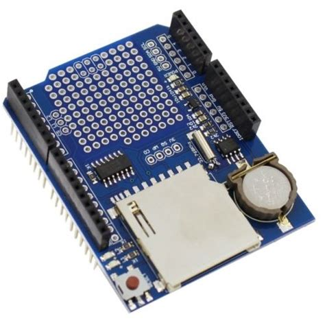 Data Logger Shield For Arduino Data arduino data logger shield buy at low price in india electronicscomp