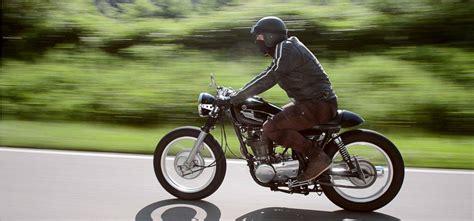 Motorrad Heckumbau Cafe Racer by Yamaha Sr 500 Caf 233 Racer Klassisch Englischer Umbau