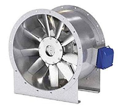 greenheck vane axial fans high efficiency amca air sound certified axial fans