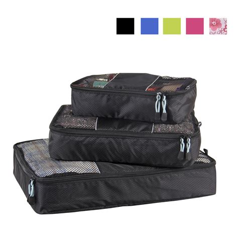Packing My Bags by Travel Packing Cubes Durable Luggage Clothes Organizer