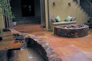 Patio Ponds And Fountains by Residential Landscape Design Amp Construction Farnsworth