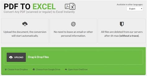 converter pdf to excel how to convert pdf to excel online best pdf to excel