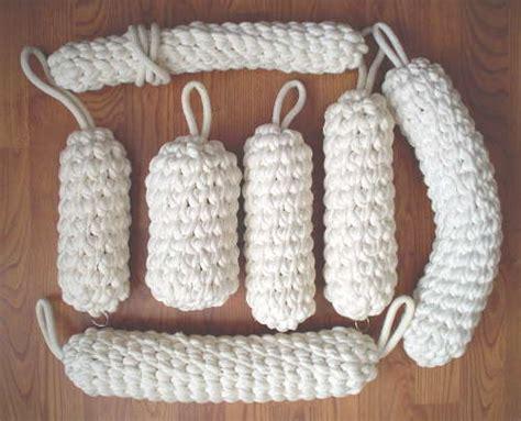 boat bumper knots classic rope fenders home
