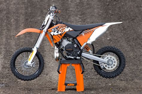 2012 KTM 65SX Review