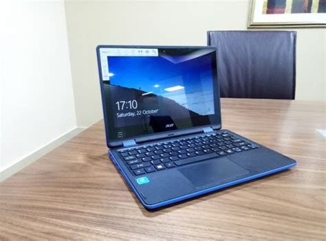 Laptop Acer Aspire R11 R3 131t C1tg Biru acer aspire r11 review a travel companion