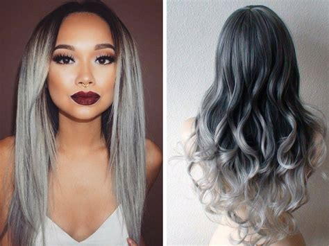 hair colors hair color trends 2017 shatush hair