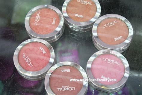 Loreal Blush On l oreal true match blush photos swatches