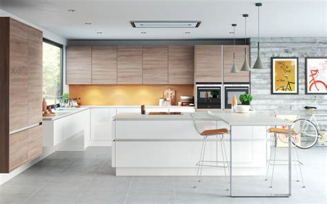 20 sleek kitchen designs with a beautiful simplicity interiors design info