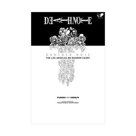 142151883x death note another note the jual m c death note another note the los angeles bb murder