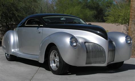 1939 lincoln zephyr 1939 lincoln zephyr custom 2 door coupe 15509
