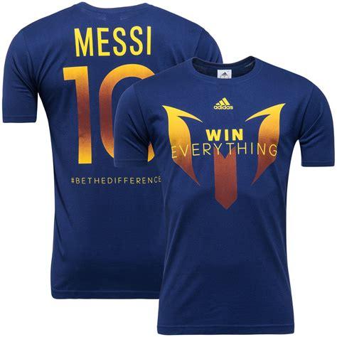 Messi 4 T Shirt adidas t shirt messi ucl finale 15 navy kinderen www