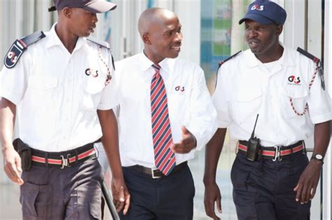 100 security officers wanted at g4s botswana youth