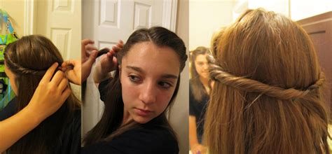 quick and easy hairstyles for teens quick and easy hair styles for teens style beauty