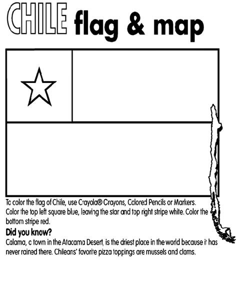 flag coloring pages crayola chile crayola co uk