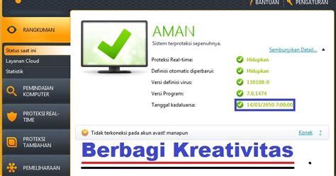 Antivirus Berbayar budi technology cara register avast free menjadi pro