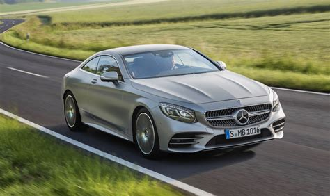 2018 mercedes s class coupe and cabriolet debut the