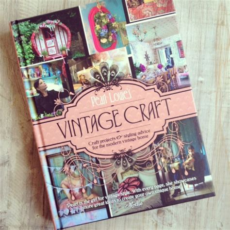 book craft for new book pearl lowe vintage craft lobster and swan