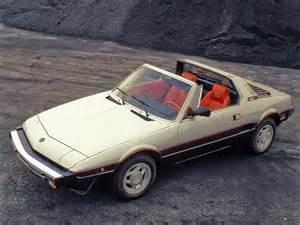 Fiat X1 9 Bertone Fiat Bertone X1 9 L 233 Trange Italienne Boitier