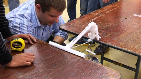 Make A Paper Bridge - field robotics center retreat paper bridges