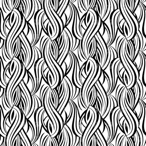 black and white wavy pattern black and white wavy pattern royalty free vector clip art