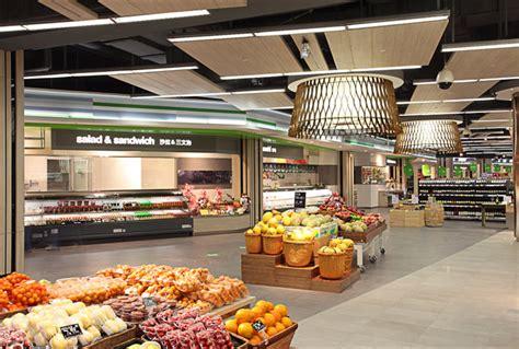 supermarket interior design grocery store 187 retail design