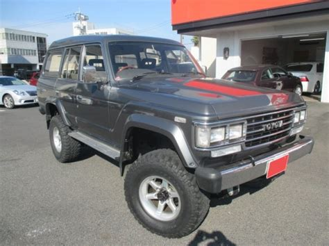 Toyota Land Cruiser 70 For Sale Toyota Land Cruiser 70 1988 Used For Sale