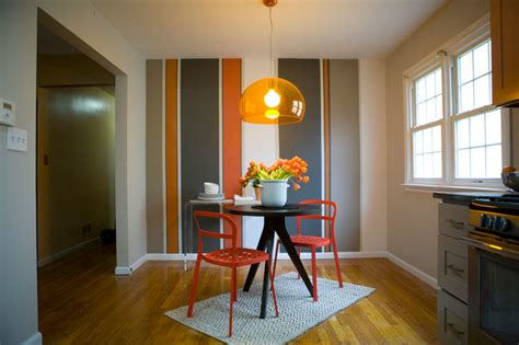 Bold Kitchen Wall Colors by Beautiful Wall Accents Ideas