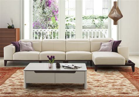 modern living room wooden sofa sets design italian