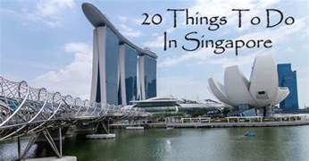 Things To Do In At 20 Things To Do In Singapore