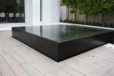 Infinity Edge Features Concrete Pools Melbourne