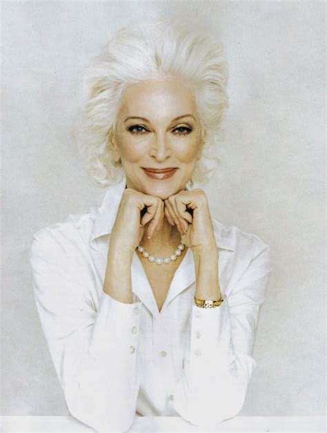 hair styles for white haired 90 year olds carmen dell orefice muses mode mode mode the red list