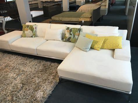 divani poliform poliform divano park scontato 55 divani a prezzi