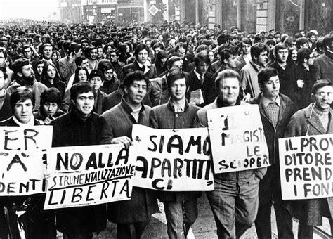 gioia e rivoluzione testo 1968 2018 i cinquant anni della contestazione giovanile