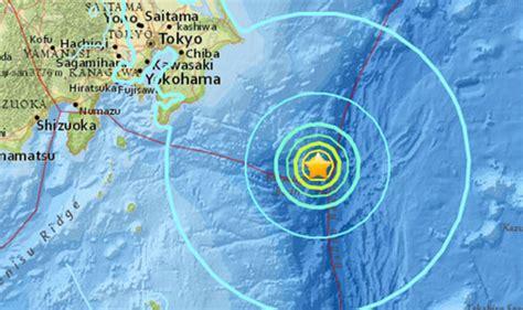 earthquake tokyo japan earthquake tokyo rocked by 6 4 magnitude quake in