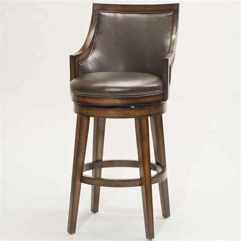 Hillsdale Lyman Swivel Bar Stool hillsdale furniture lyman swivel counter stool rustic oak