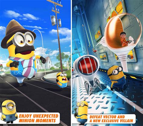 download mod game despicable me despicable me minion rush 2 1 0 apk sd data mod