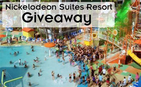 Monday Madness Enter To Win A Stay At Nickelodeon Suites