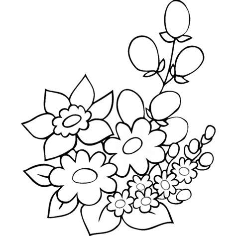 disegni di piante e fiori piante e fiori da colorare primavera attivit 224 e lavoretti
