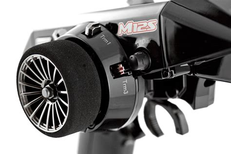 Sanwa M12s 24 Ghz Limited Edition Version sanwa m12s limited edition piano black transmitter w rx