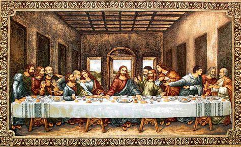 imagenes catolicas de la ultima cena tapiz de la 218 ltima cena de leonardo da vinci blog de